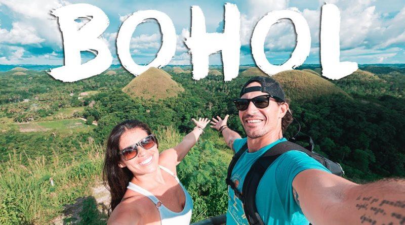Die Philippinen im Video - Bohol mit dem Motorrad entdecken