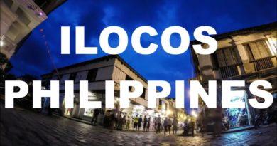 Die Philippinen im Video - Das schöne Ilocos Norte