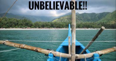 Die Philippinen im Video - Versteckte weiße Strände