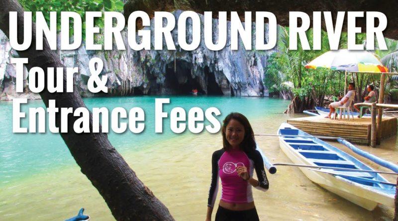 Die Philippinen im Video - Der unterirdische Fluss in Palawan, Puerto Princesa, Sabang