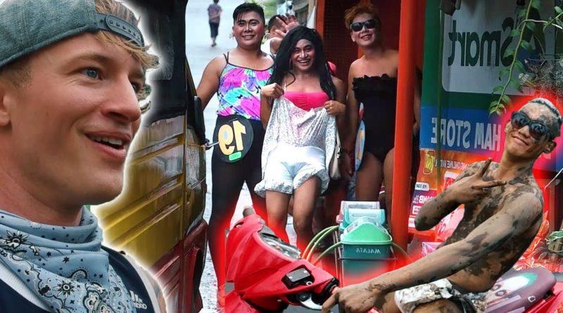 Die Philippinen im Video - Das lustige Festival Binalbal