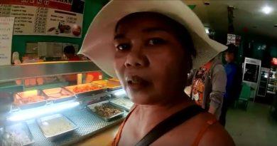 Die Philippinen im Video - Wir gehen in einem philippinischen Fastfood zu Mittag essen - aus der Serie Bei uns zu Hause