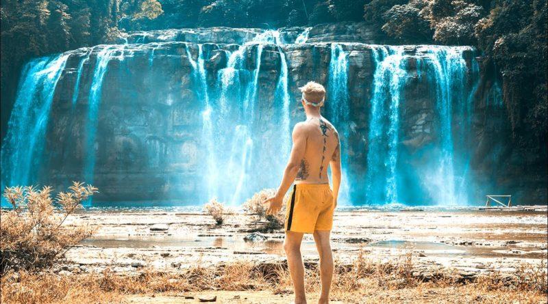 Die Philippinen im Video - Die philippinischen Niagara Wasserfälle in Bislig in Surigao del Sur