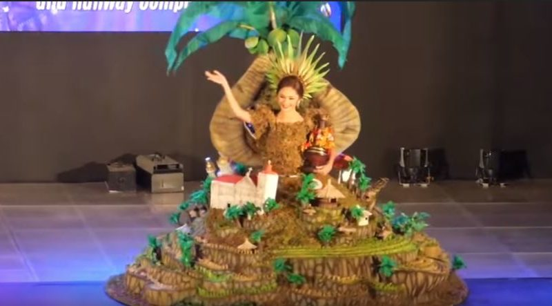 Die Philippinen im Video - Queen Wettbewerb beim Sinulog in Cebu City