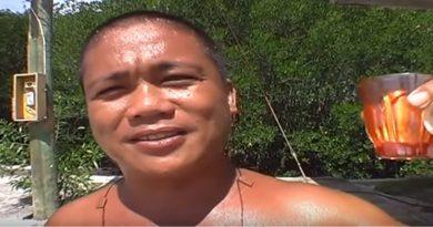 Die Philippinen im Video - Lustiger Filipino erklärt wie Tuba gemacht wird