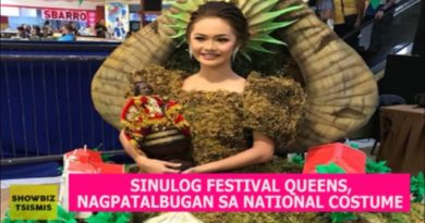 Die Philippinen im Video - Miss Isabel Lude gewinnt Sinulug Queen
