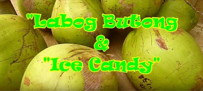 Die Philippinen im Video - Lubog Butong und Ice Candy Foto & Video: Sir Dieter Sokoll KR