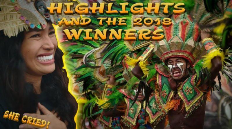 Die Philippinen im Video - Das diesjährige Dinagyang Festival von 2018 in der Stadt Iloilo
