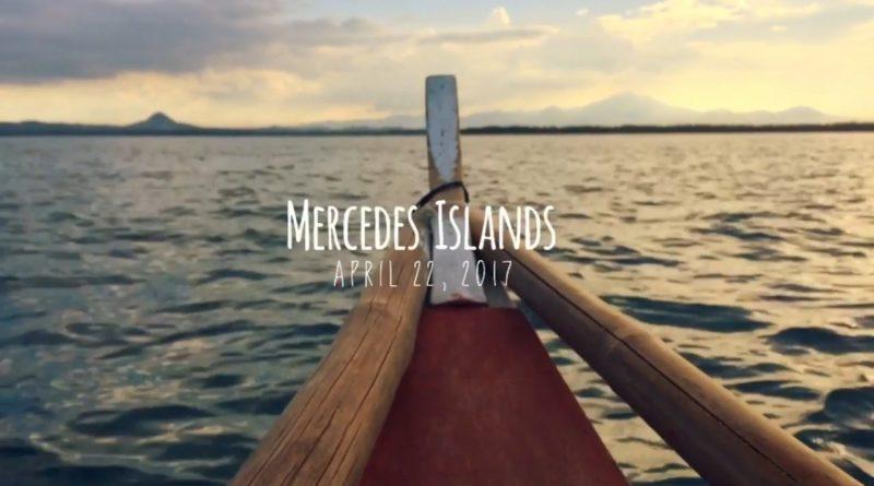 Die Philippinen im Video - Die sieben Inseln von Mercedes in Camarines Norte