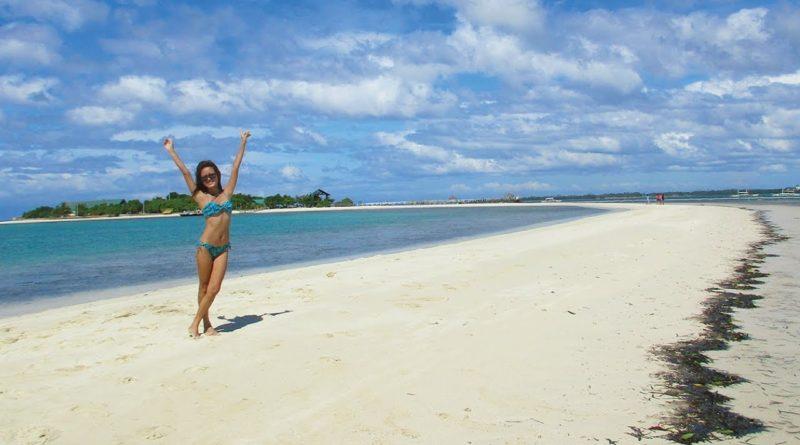 Die Philippinen im Video - Virgin Island mit ausländischem Besuch