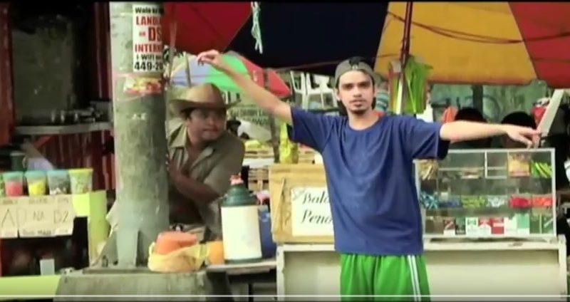 Die Philippinen im Video - Der philippinische Jeepney Ausrufer - der Barker