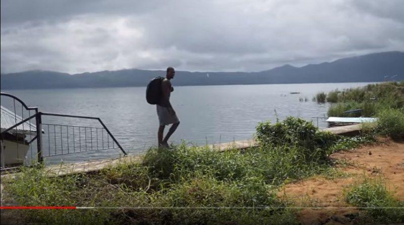 Die Philippinen im Video - Der See Mainit und heiße Quelle in Surigao del Norte