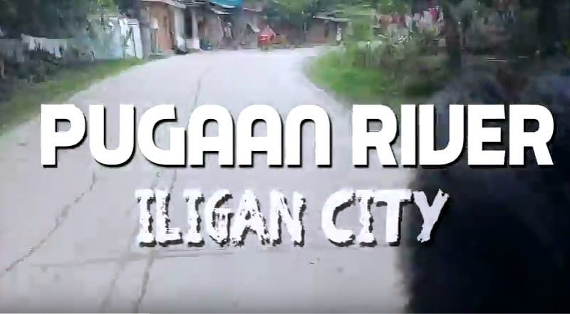 Die Philippinen im Video - Freizeitabenteuer am Fluss Dugaan in der Stadt Iligan