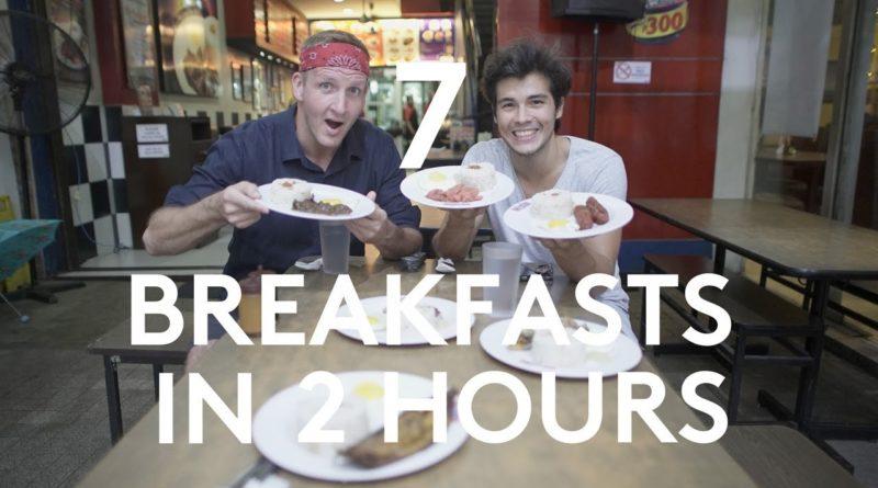 Die Philippinen im Video - Das Beste am Filipino Frühstück
