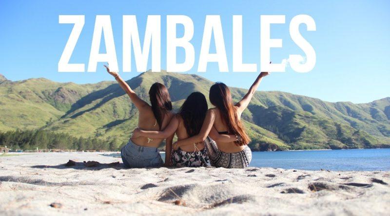 Die Philippinen im Video - Nagasa Bucht in Zambales
