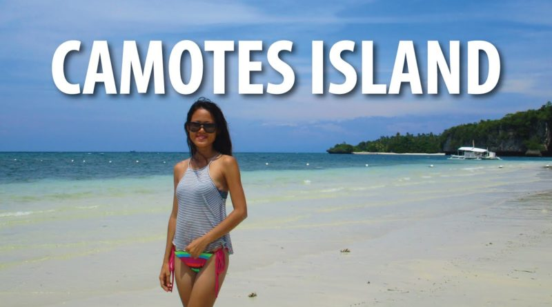 Die Philippinen im Video - Santiago Beach in Camotes