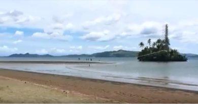 Die Philippinen im Video - Auf der Hängebrücke von Bacuag in Surigao del Norte
