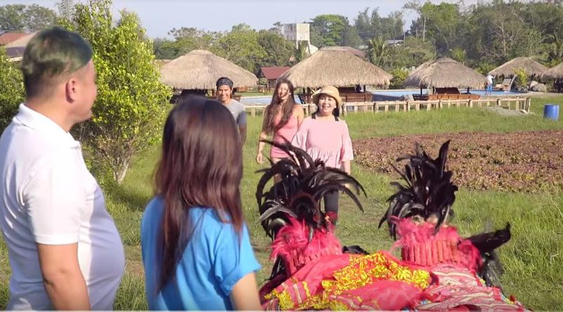 Die Philippinen im Video - Ausstrahlung der Stämme