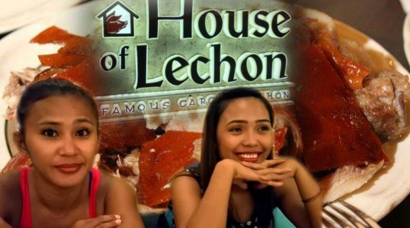 Die Philippinen im Video - Lechon House Cebu