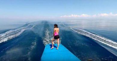 Die Philippinen im Video - Die Inseln Pandanon und Nalusuan von Mactan aus