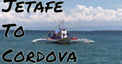 Die Philippinen im Video - Der sauberste Hafen der Philippinen ist Jetafa auf Bohol