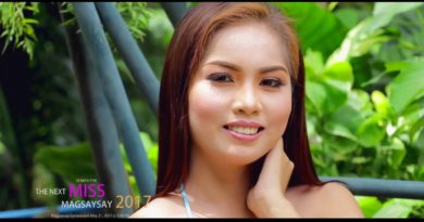 Die Philippinen im Video - Offizielles Video für Miss Magsaysay 2017