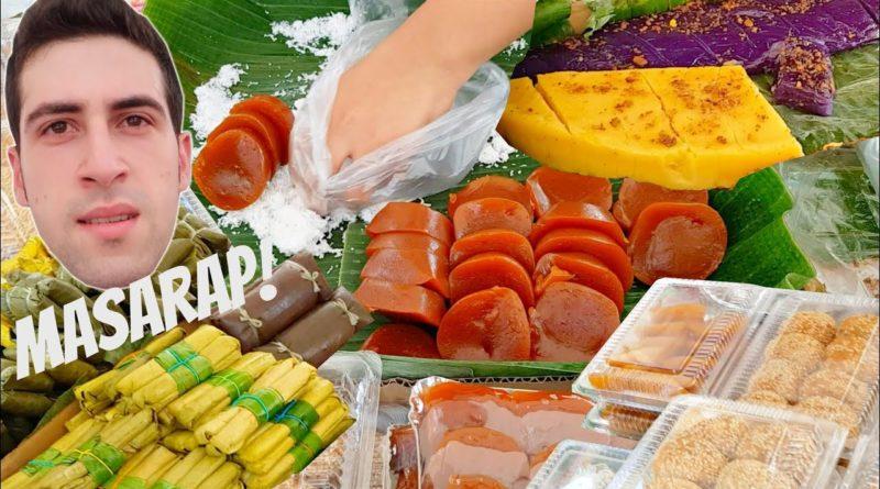 Die Philippinen im Video - Leckere Essens-Spezialitäten der Philippinen