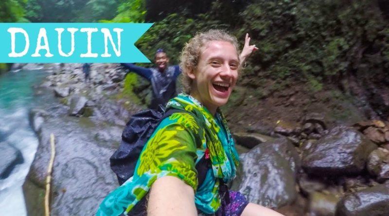 Die Philippinen im Video - Die reisende Gretl entdeckt großartige Dinge in Dauin