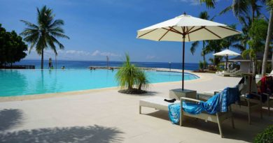 Die Philippinen im Video - Paradise Beach Resort auf den Camotes