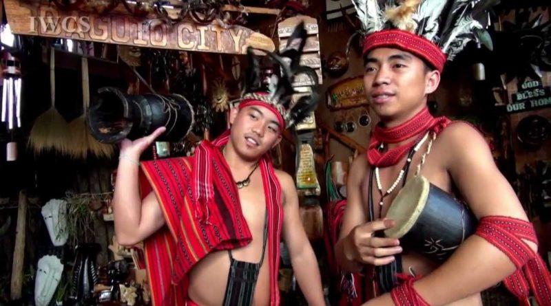 Die Philippinen im Video - Menschen vom Ifugao Stamm