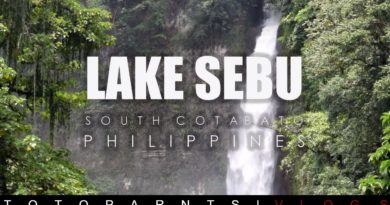 Die Philippinen im Video - Der See Sebu in Lake Sebu in der Provinz South Cotabato