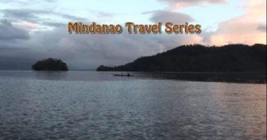 Die Philippinen im Video - Ein Dokumentarfilm über den See Maini im Nordosten von Mindanao