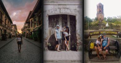 Die Philippinen im Video - Vigan in Ilocos Sur