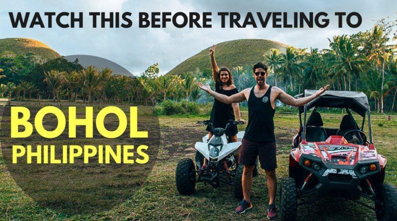 Die Philippinen im Video - Reise nach Bohol
