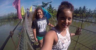 Die Philippinen im Video - VSK Resort in Cabanatuan