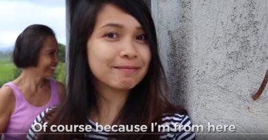 Die Philippinen im Video - Besuch in der Provinz meiner Frau