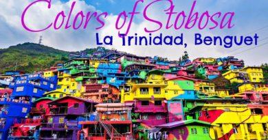 Die Philippinen im Video - Die bunten Häuser von La Trinidad