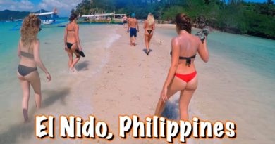 Die Philippinen im Video - Inselhüpfentouren in El Nido