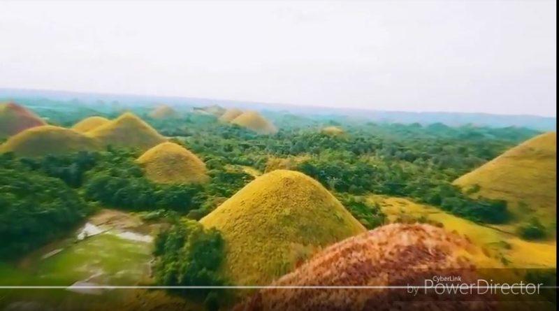 Die Philippinen im Video - Mehr von Bohol sehen aus der Luft