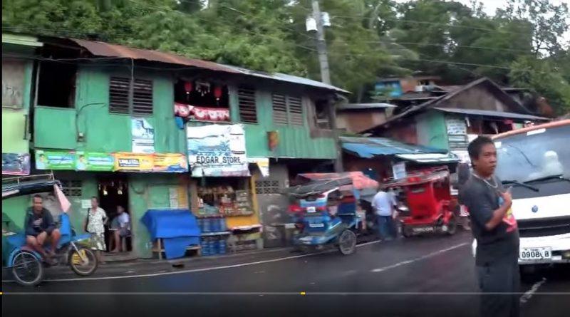 Die Philippinen im Video - Fahrt vom Fährhafen in Dapitan nach Dipolog