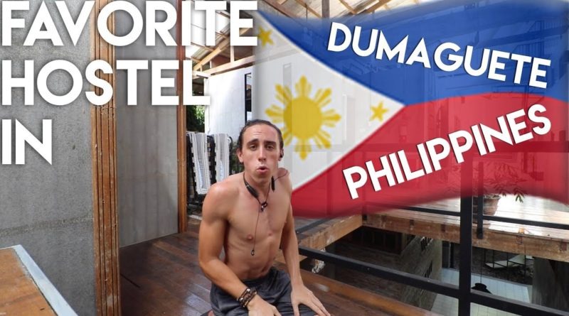 Die Philippinen im Video - Beliebtes Hostel in Dumaguete