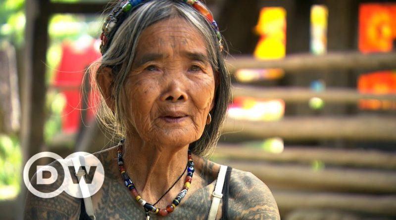 Die Philippinen im Video - Die älteste Tätowiererin von Kalinga - Whang Od
