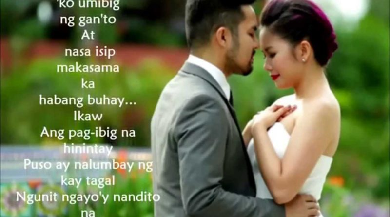 Die Philippinen im Video - Ikaw - Yeng Constantino