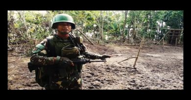 Die Philippinen im Video - Armee greift NPA-Trainingscamp an
