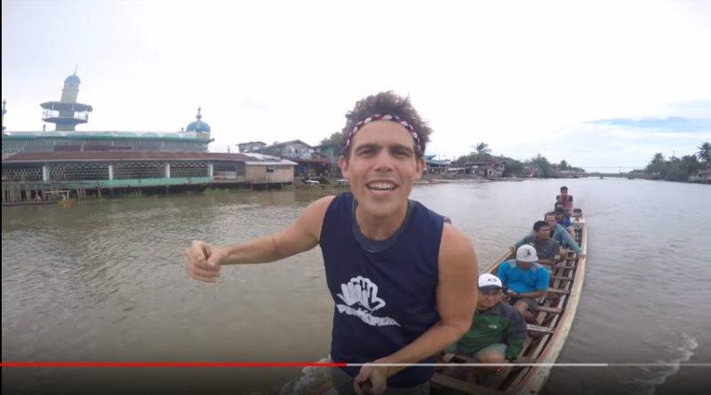 Die Philippinen im Video - Mit dem Langboot auf dem Rio de Mindanao