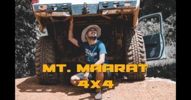 Die Philippinen im Video - Mount Maarat 4x4 Trail
