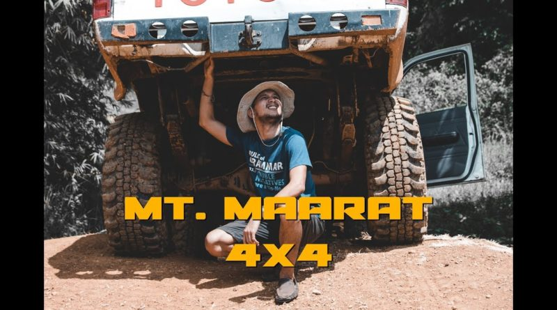 Die Philippinen im Video - Mount Maarat 4x4 Trail
