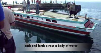Die Philippinen im Video - Der See Lanao und die Stadt Marawi