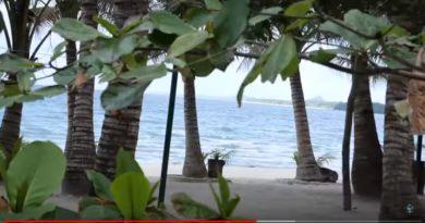 Die Philippinen im Video - Von Masbate City nach Balud zum Pelani Beach