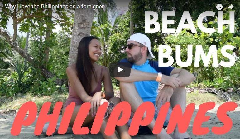 Die Philippinen im Video - Warum ich als Ausländer die Philippinen liebe